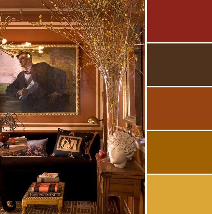 Трендовые цвета есть как в моде, так и в дизайне. Мы детально рассмотрим самые популярные цвета этой осени и предложим вам интересный декор.