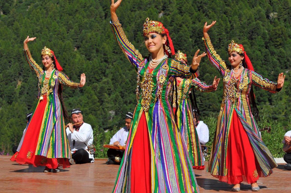 Национальные костюмы азии в картинках
