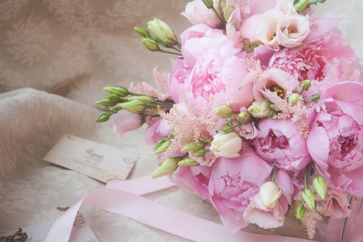 С днем рождения нежный букет, свадебные букеты салоны