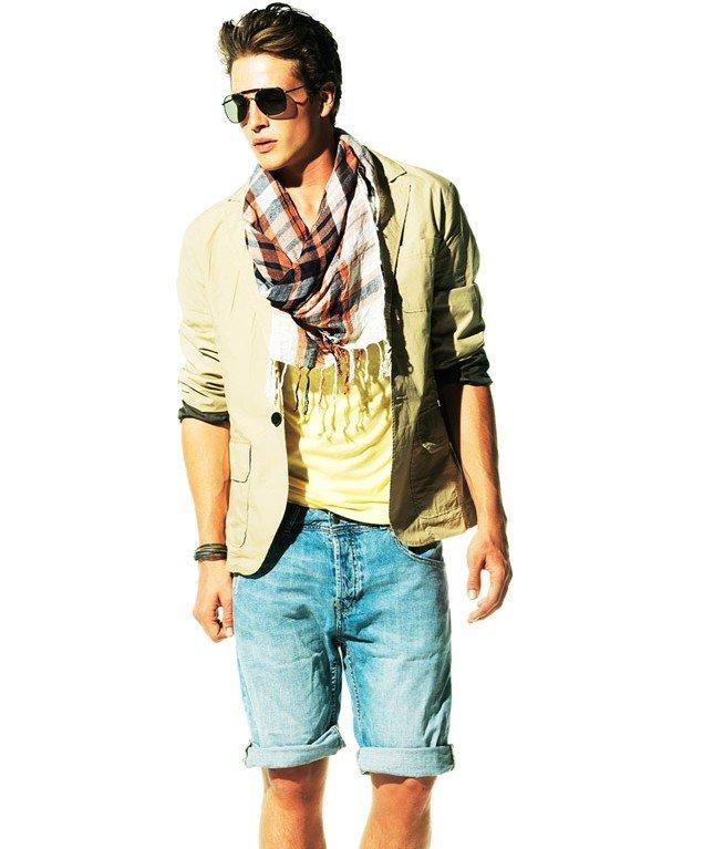 Одежда на лето для парней в картинках