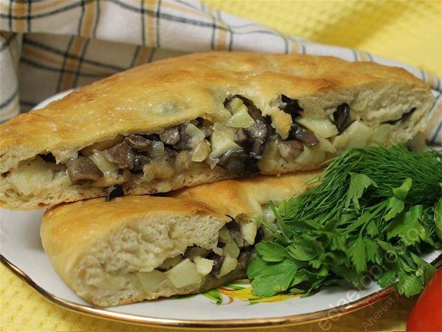 Рецепт приготовления осетинского пирога с фото