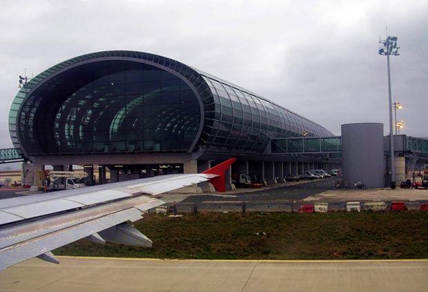 Международный аэропорт Шарль-де-Голля. Франция