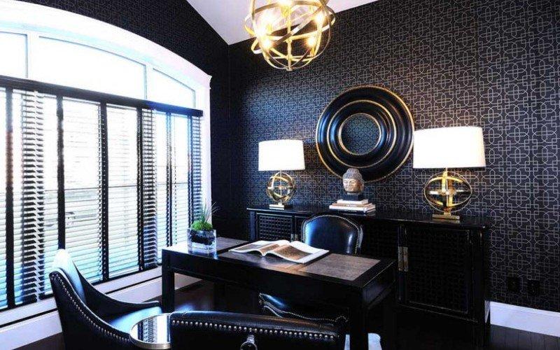 кожаные кресла и диваны для домашнего офиса