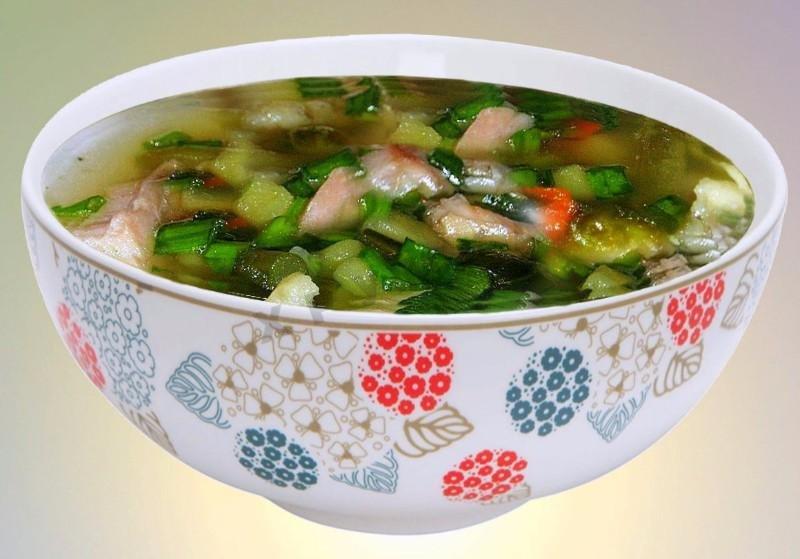Суп рыбный рецепты простые с фото