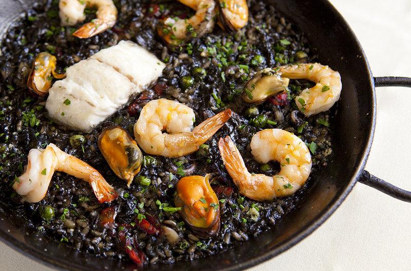 Черный рис рецепты приготовления с фото