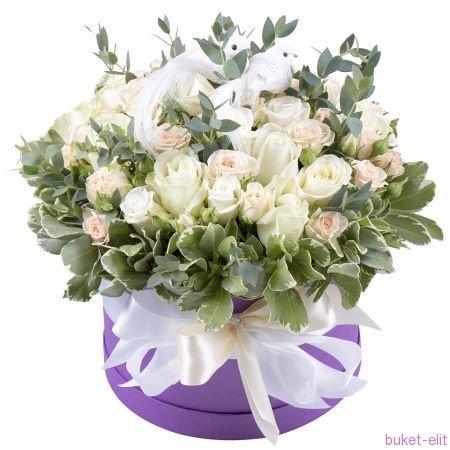 розы белые с днем рождения картинки