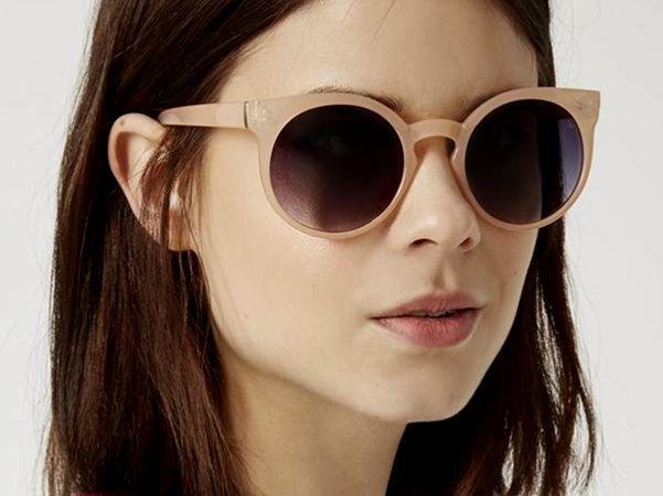 Солнцезащитные очки в роговой оправе» — карточка пользователя Ольга ... 97d03af48c1