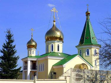 православные храмы минска