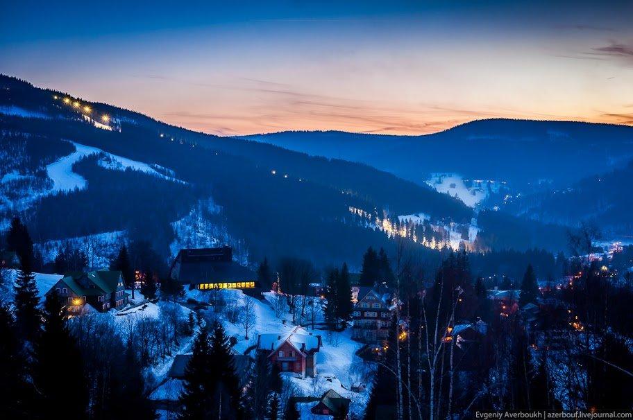 горнолыжные курорты чехии фото самое интересное