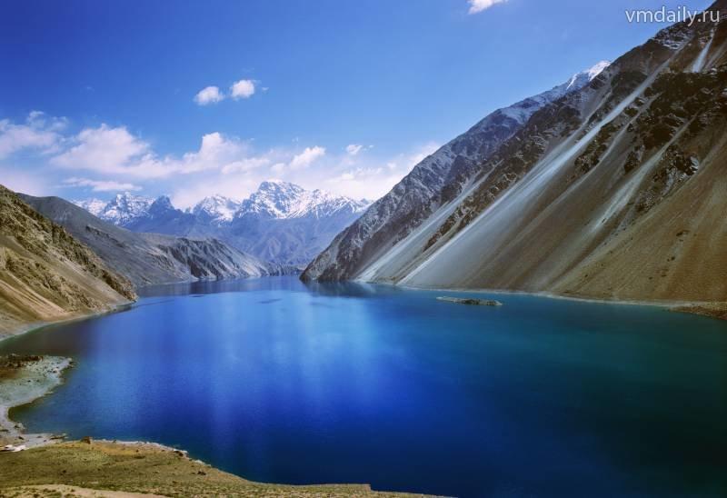 Озеро сарез в таджикистане фото