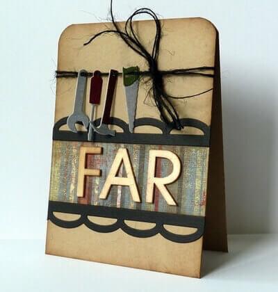 Купля, как сделать открытки с днем рождения папа от дочери