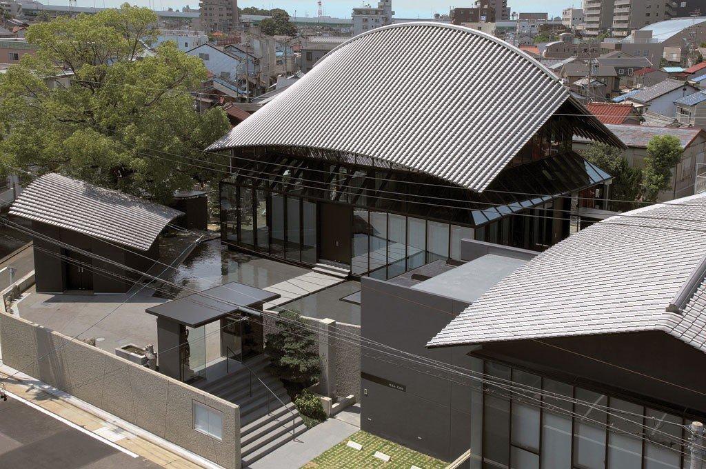 японские крыши фото этого талантливого