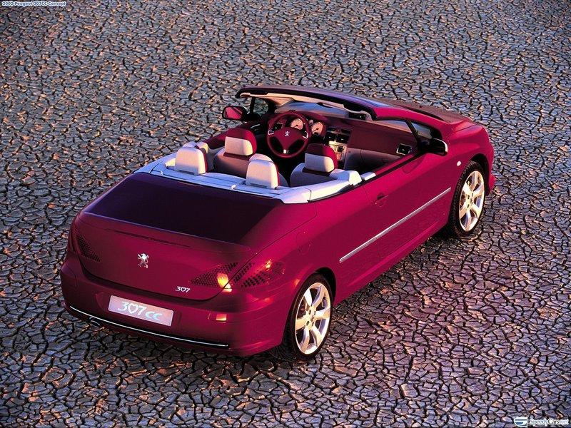 Peugeot 307 CC Concept