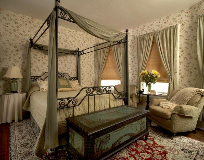40 спален в викторианском стиле