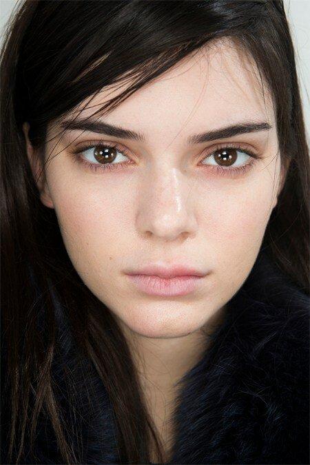 Нюдовый макияж осени 2016