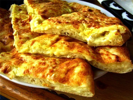 Грузинское хачапури рецепт с фото