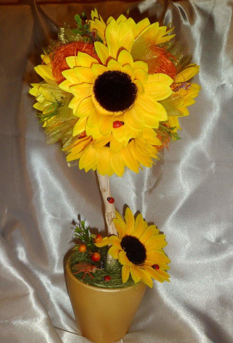 Цветы своими руками как натуральные