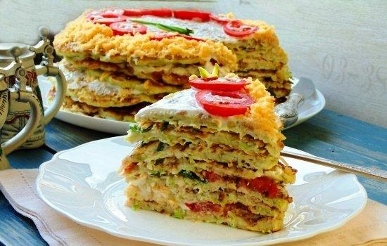 Кабачковый торт с сыром: рецепты от простых до изысканных, блюда с различными добавлениями и общие принципы приготовления, выбора и сочетания продуктов
