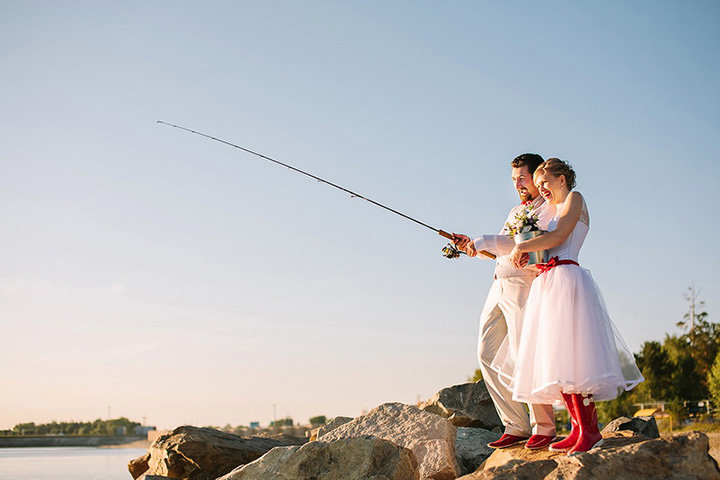 картинки свадеб рыбы самоучителя