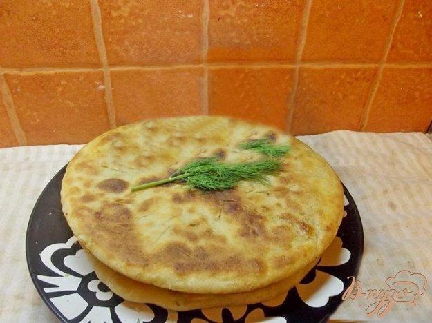 Рецепт хачапури с картошкой фото