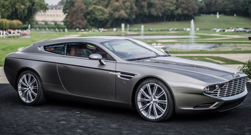 Aston Martin Virage Shooting Brake Zagato Centennial