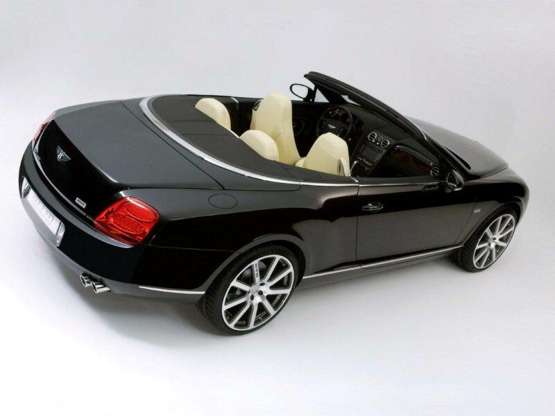 MTM Bentley Continental GTС Birkin Edition