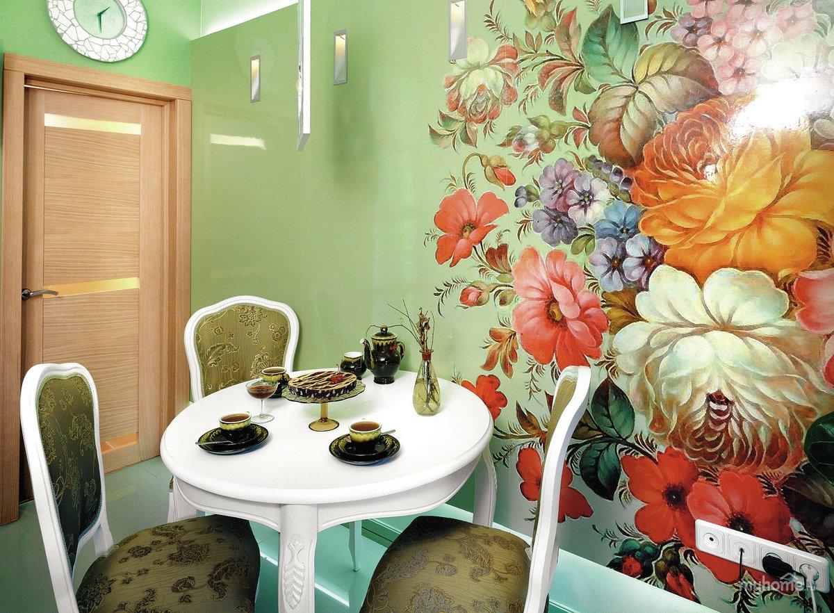 Рисунок на стену кухни, подарок картинки надписями