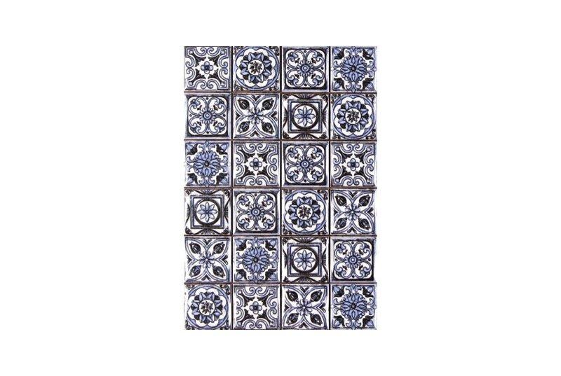 Керамическая плитка Argenta Ceramica Novum Blue 300х200х9 мм