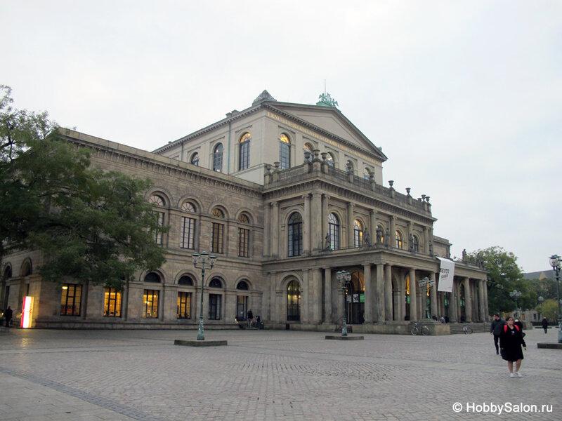 Оперный театр Ганновера