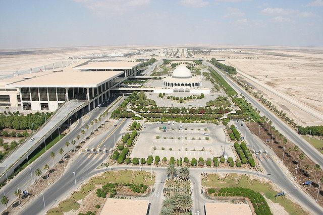 Аэропорт Король Фахд, Саудовская Аравия