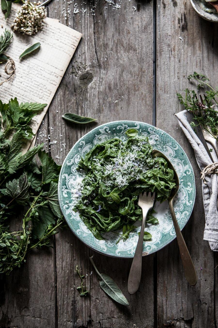 Еда из крапивы, рецепты блюд из крапивы