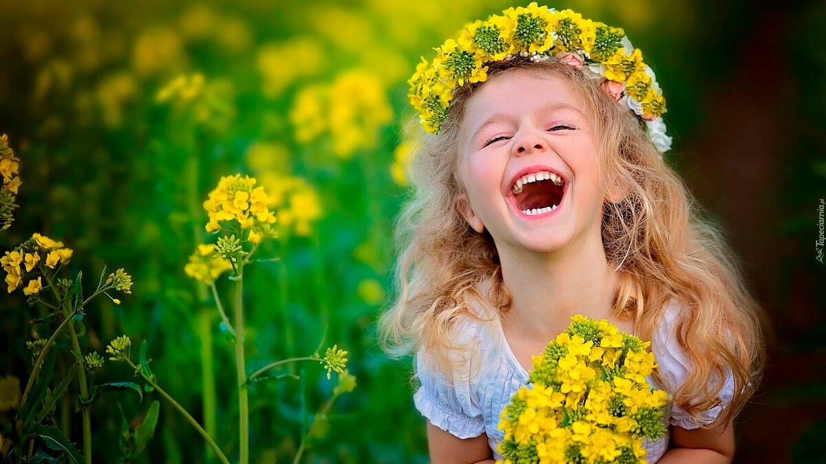 смех дарит молодость и красоту
