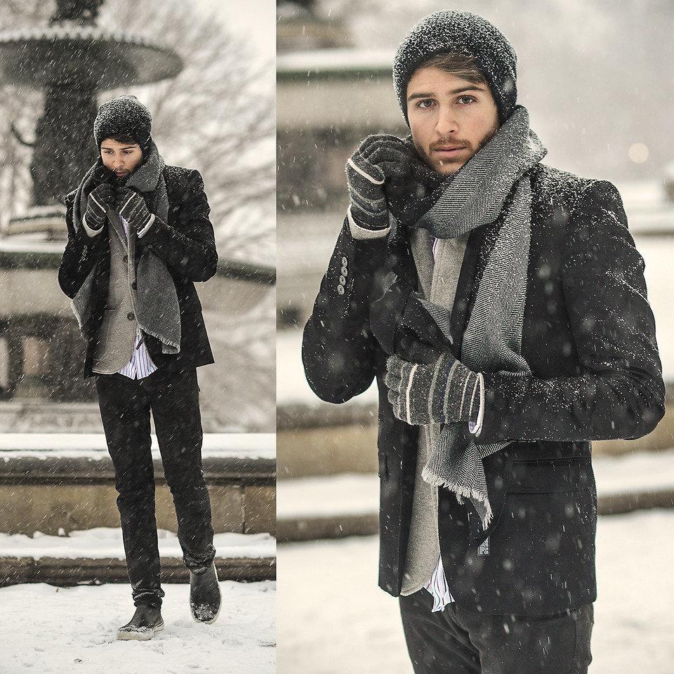 как одеваются стильные мужчины зимой фото киперман позировала купальнике