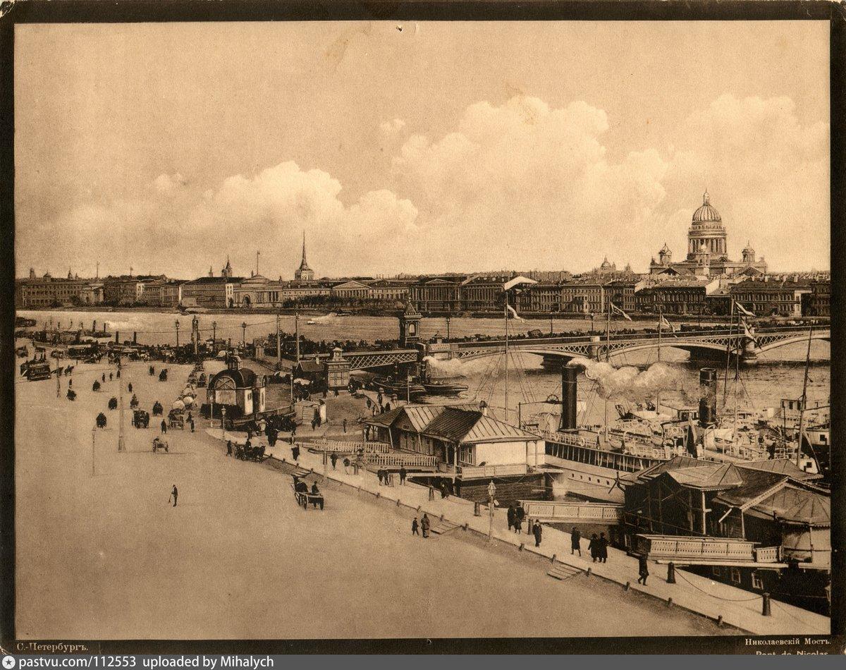 Старый санкт петербург картинки