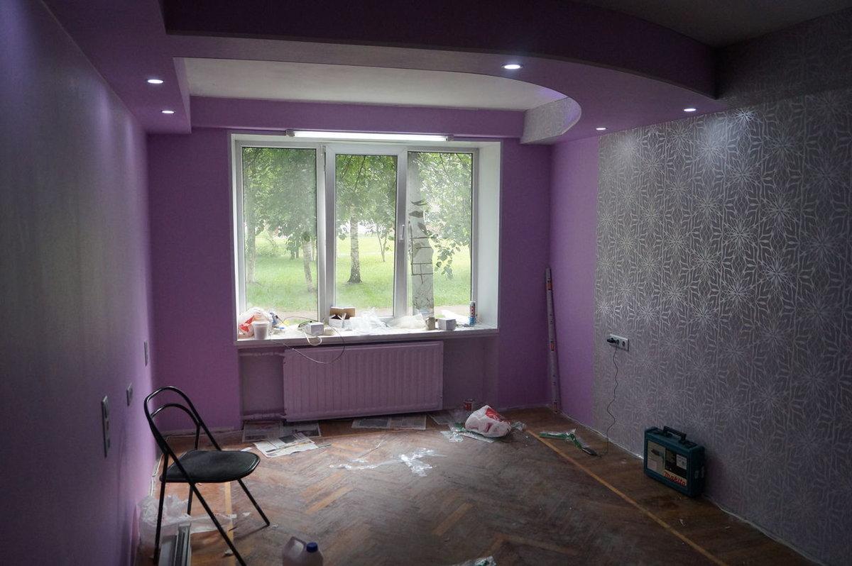 Как сейчас делают ремонт в квартире фото
