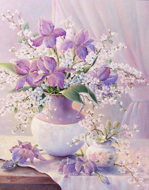 Картинки для, цветы в вазе картинки открытки