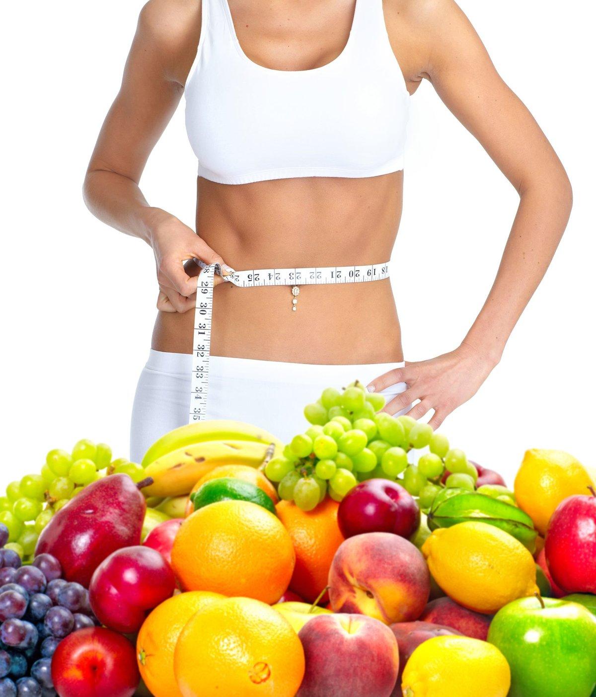 диета для пресса женщин на неделю