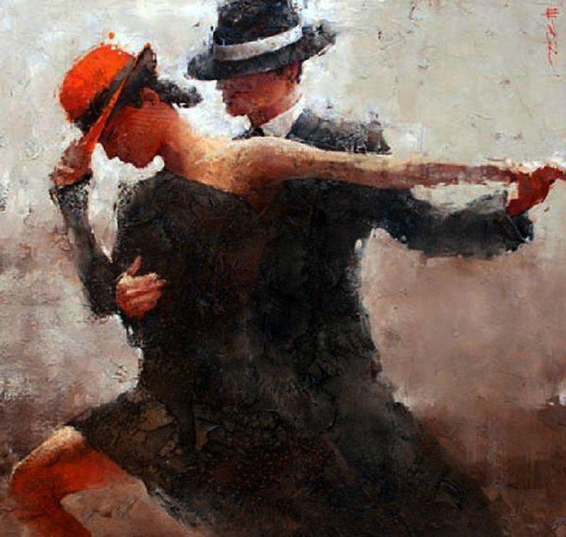 Картинки художников танцы плёночной фотографии