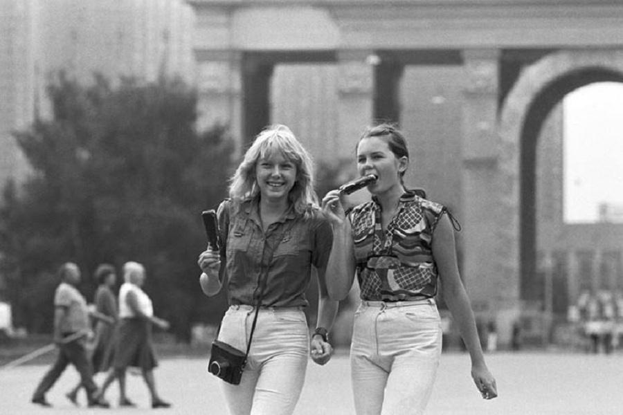 задаться целью фото советских девушек в ссср всем, только