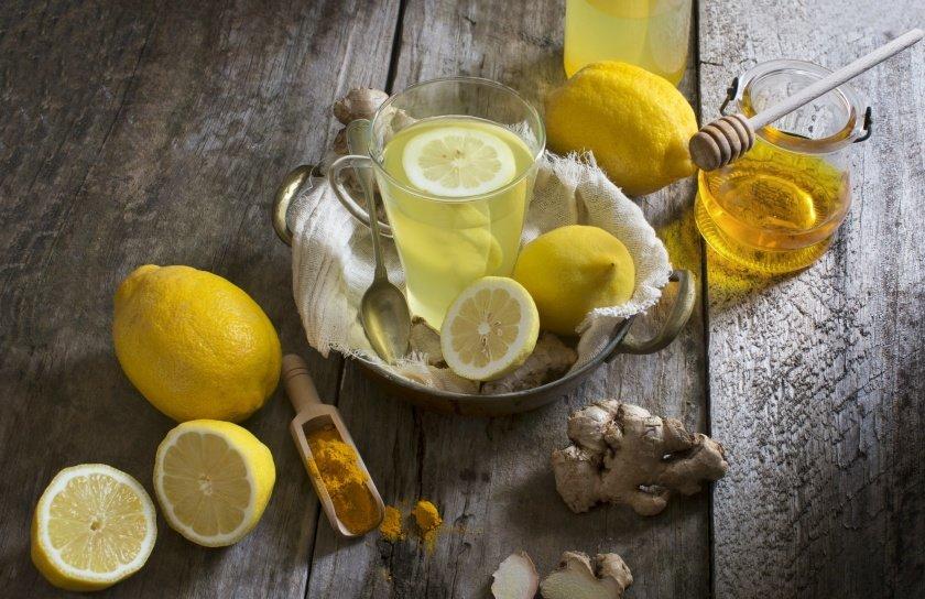 Вода мед и лимон для похудения фото