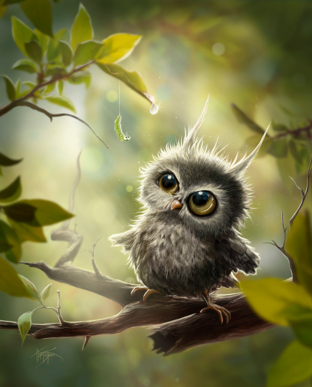 Пасхальный, сова прикольная картинки