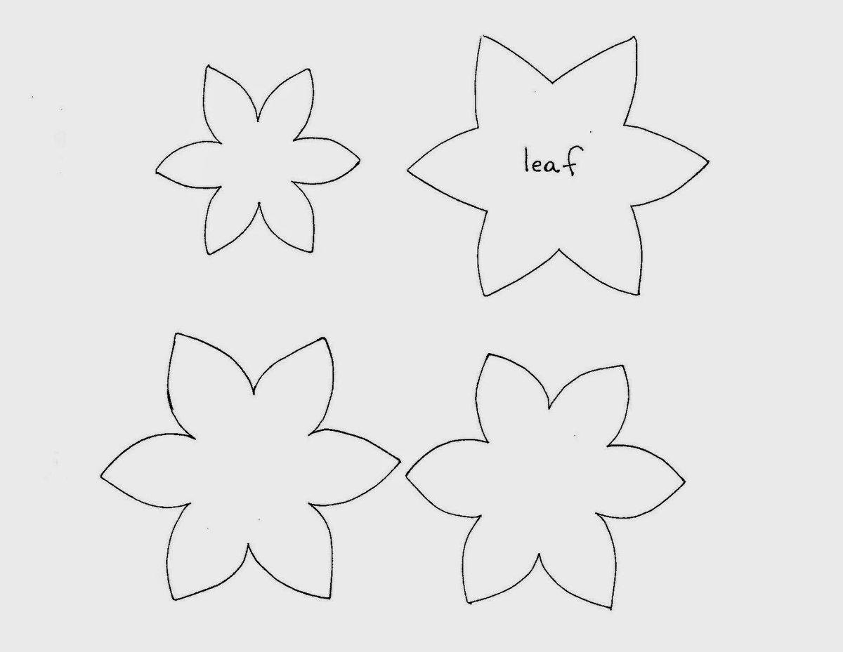Открыток, цветы из фоамирана для открыток шаблоны