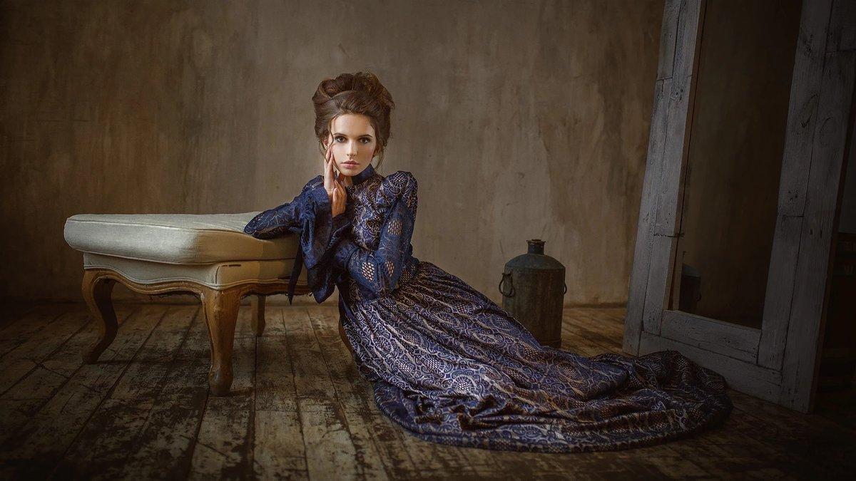 владивосток фотосессии в старинных платьях