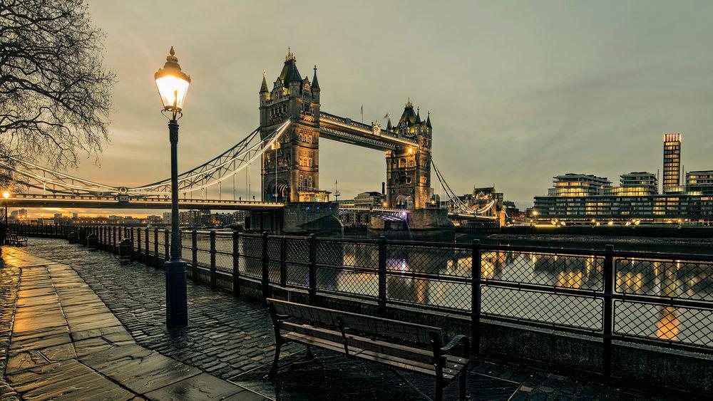 Картинки лондон вечерний