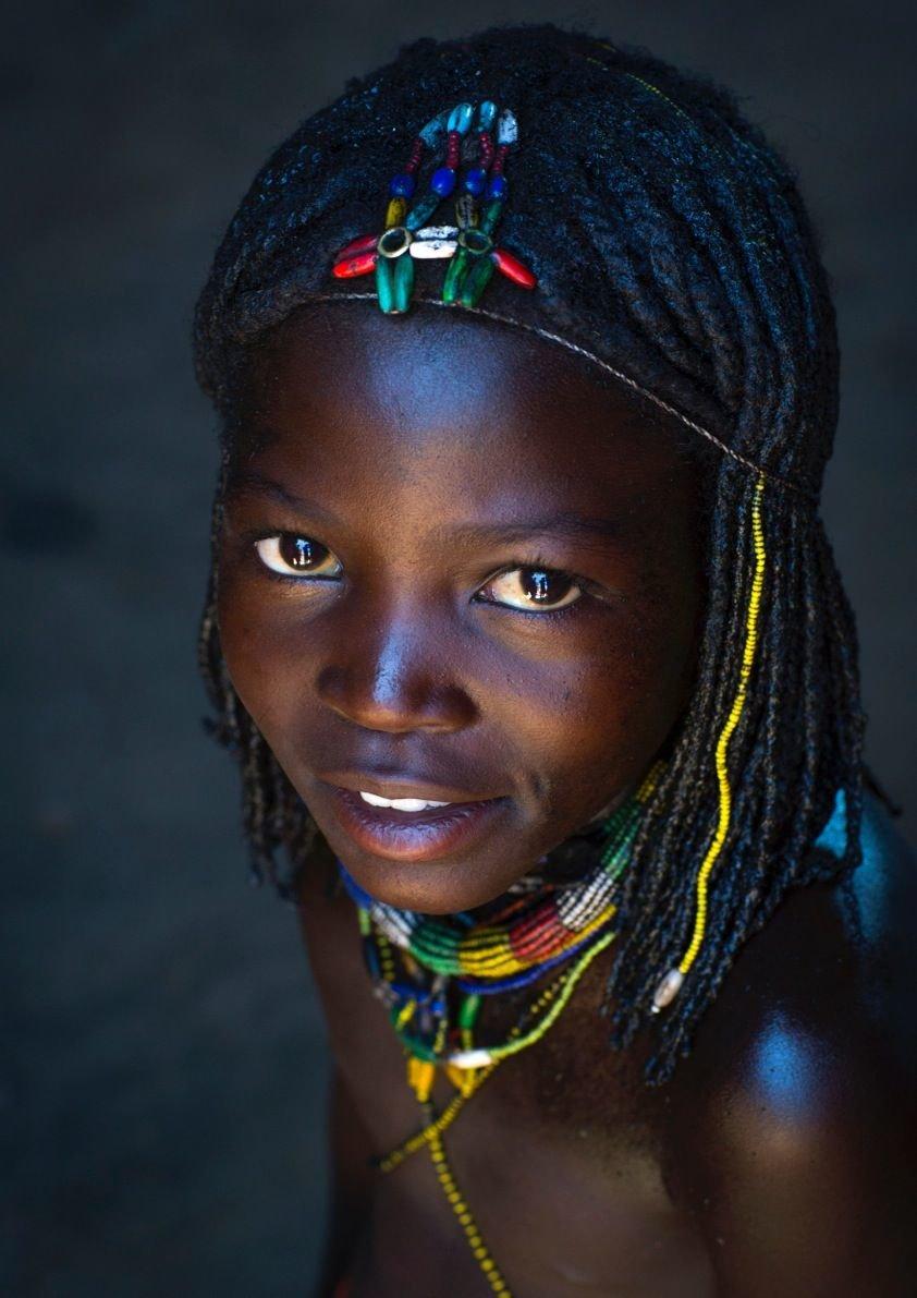 большей фото негритянок африка выдается случай