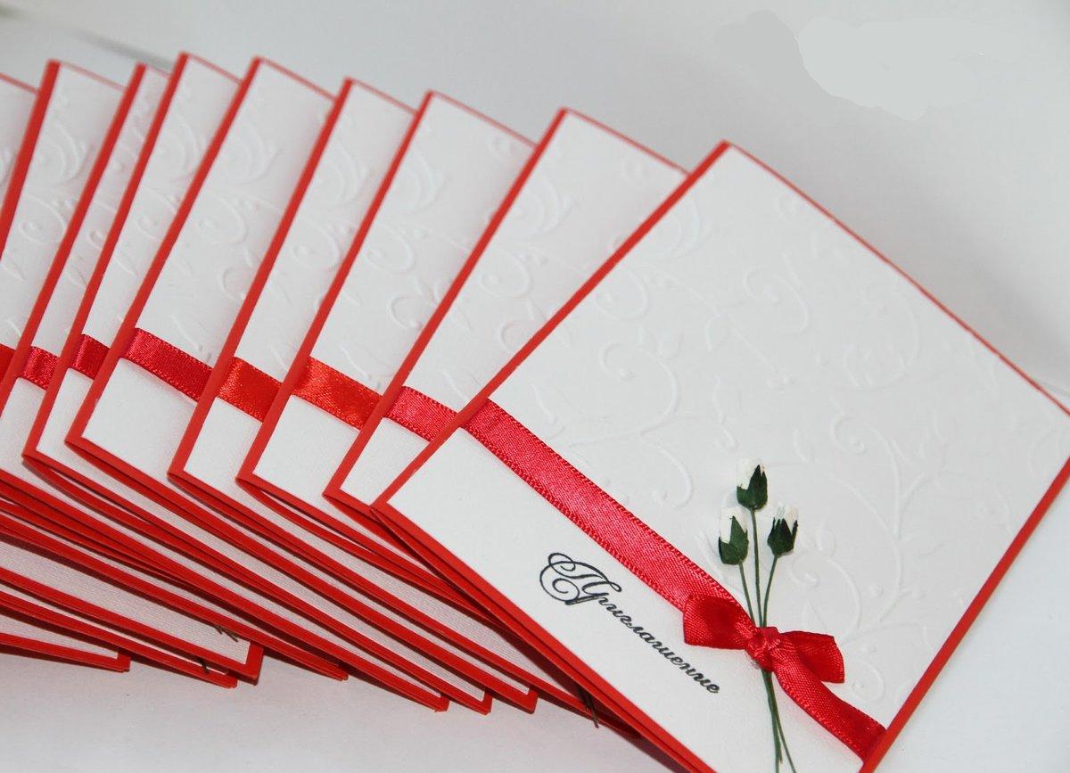 Ручных открыток, открытка в красно белых тонах