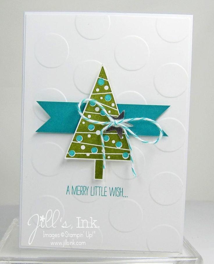 Ручной работы, открытки на новый год просто открытки