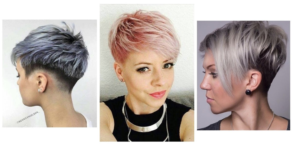16 X The Most Beautiful Short Hairstyles This Summer Hair Card