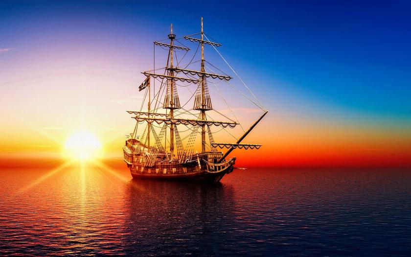 Днем, картинки с кораблями и парусниками