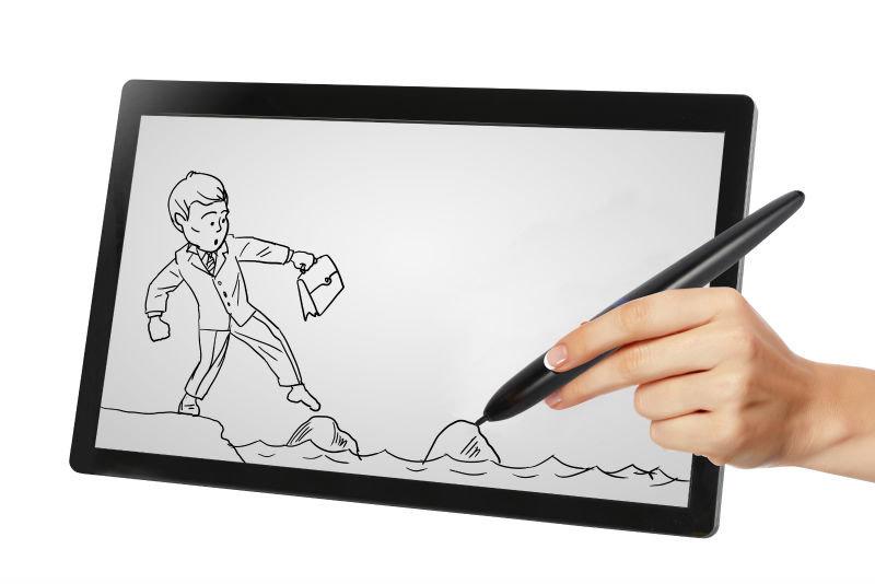 картинки рисунки на планшете рассказываю огненном
